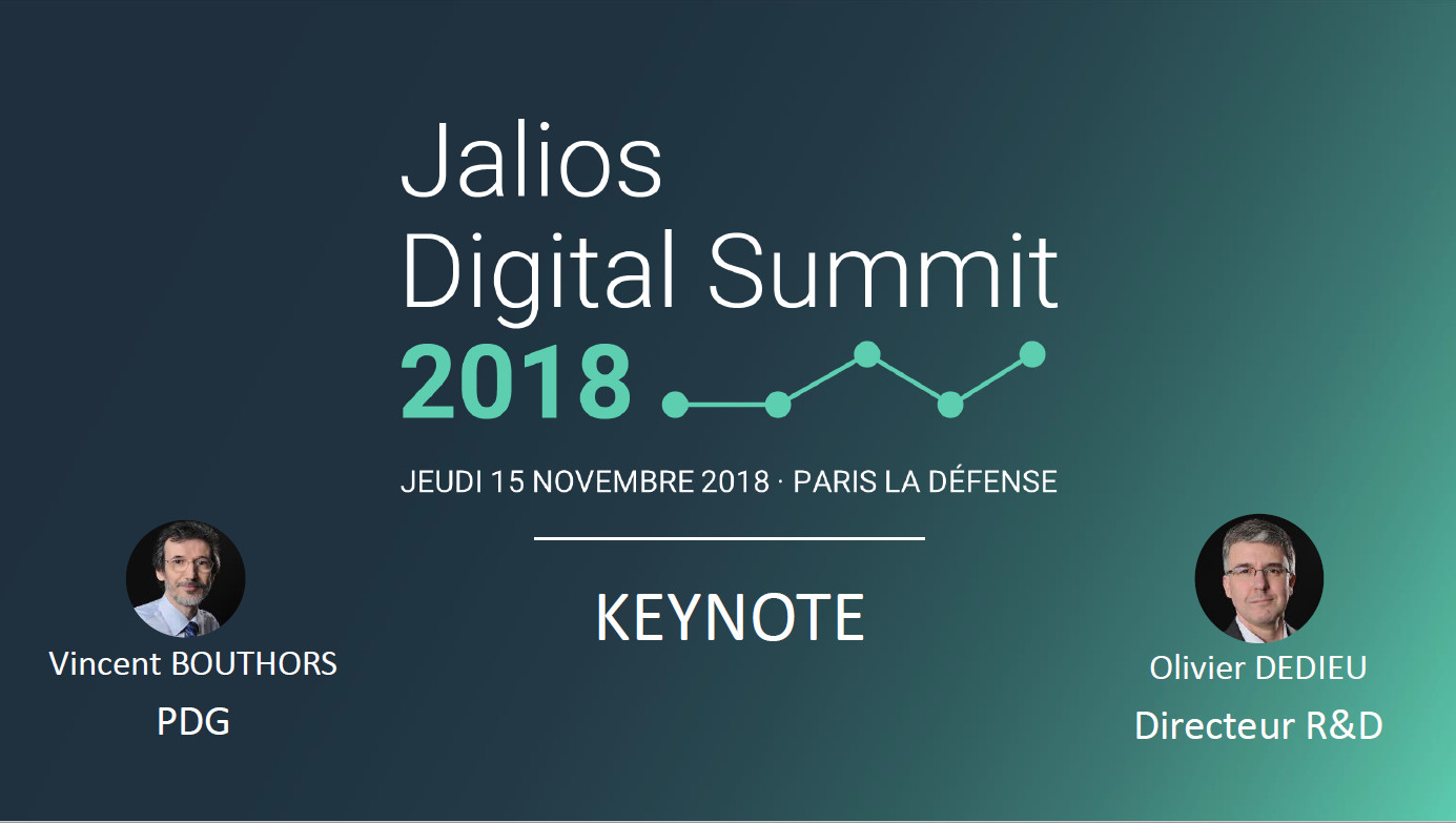 Jalios unveils its product strategy