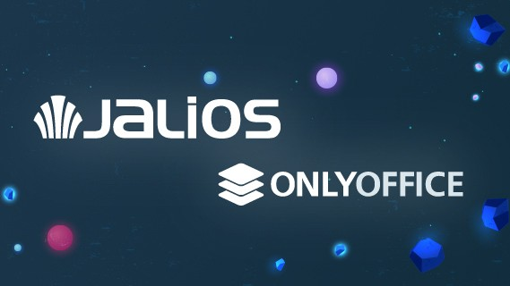 Jalios and ONLYOFFICE join forces to equip businesses with effective collaborative tools