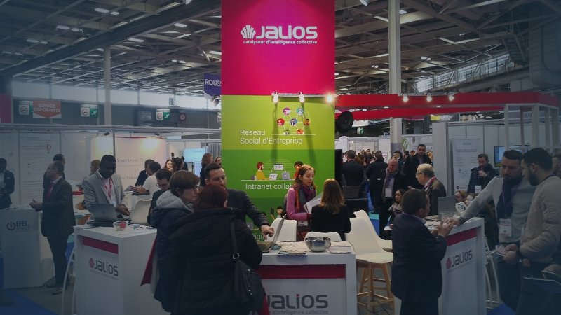 Jalios confirms its leading position at the ICD&R trade show