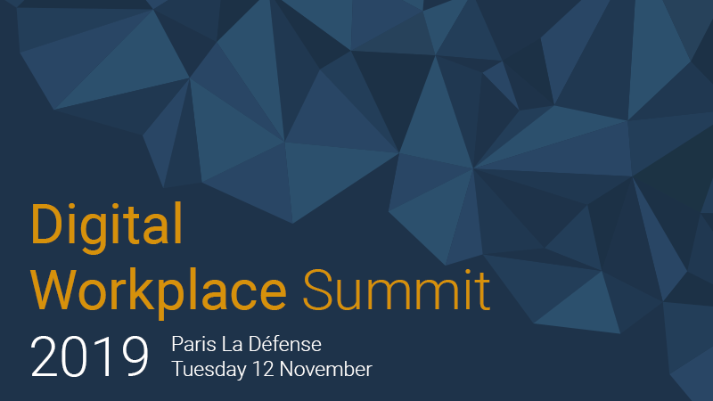 Digital Workplace Summit 2019