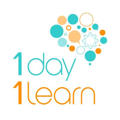 1Day 1Learn logo