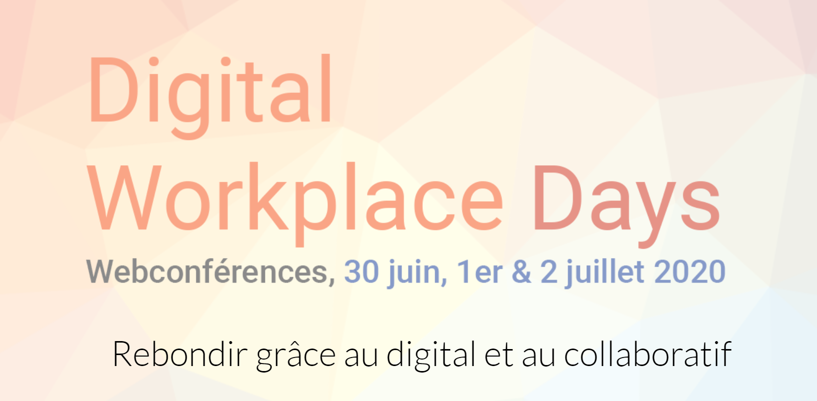 Digital Workplace Days: A look back at the biggest virtual event around the Digital Workplace!
